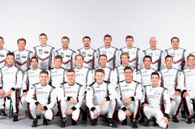 Puma se convirtió en sponsor técnico de Porsche