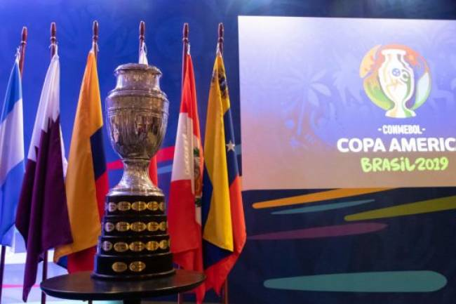 Brahma, nuevo sponsor de la Copa América Brasil 2019