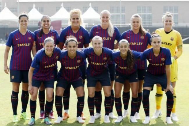 FC Barcelona, el equipo femenino con más seguidores en Instagram