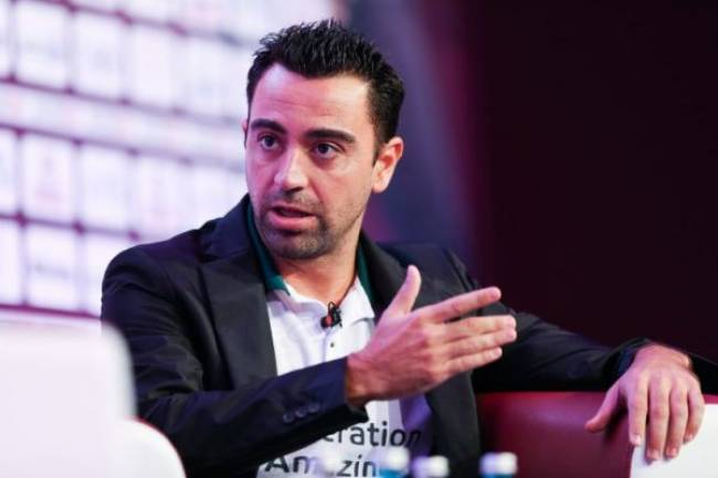 Xavi Hernandez lanza un nuevo software futbolístico