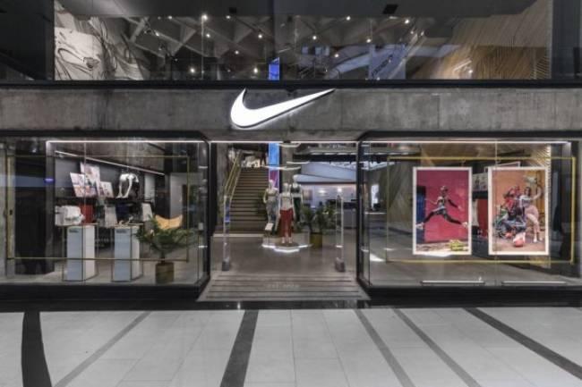 Nike reabrió la tienda más grande de América Latina
