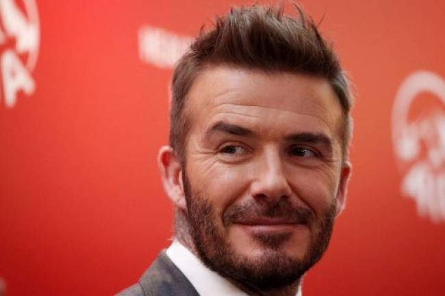 David Beckham compra el 10? un club inglés