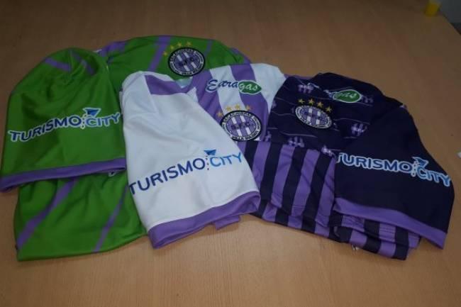 Sacachispas, el club de ascenso con patrocinios de primera