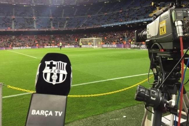 FC Barcelona creará su propia productora audiovisual
