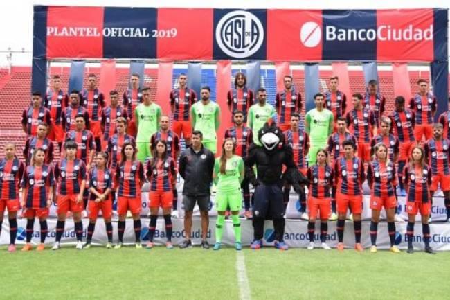 San Lorenzo presentó la nueva indumentaria titular Nike 2019