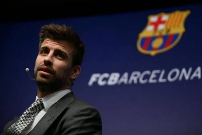 Gerard Pique se pone al frente del documental del FC Barcelona