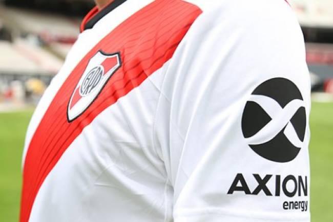 AXION energy se convierte en nuevo sponsor oficial de River Plate