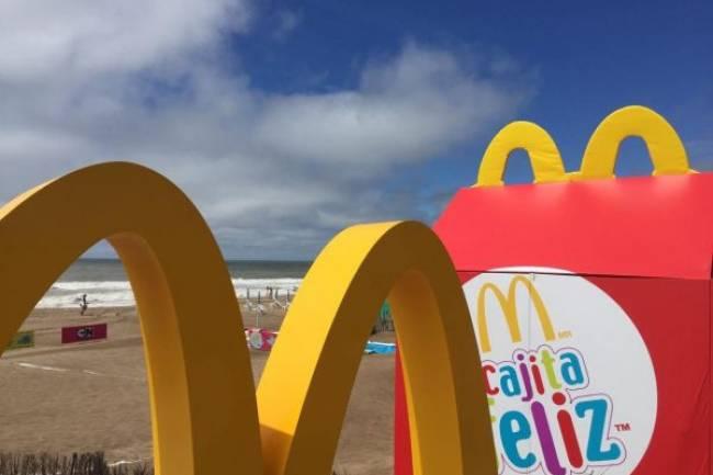 McDonald's suma propuestas de valor para los turistas en vacaciones