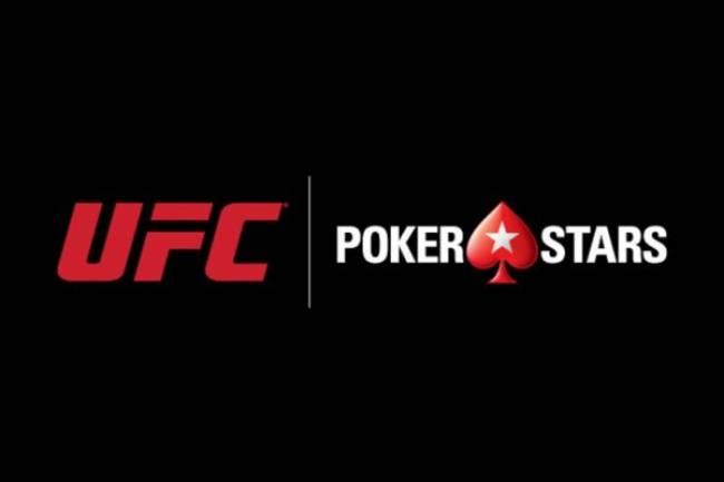 UFC crea una nueva categoría de patrocinio para el ingreso de PokerStars