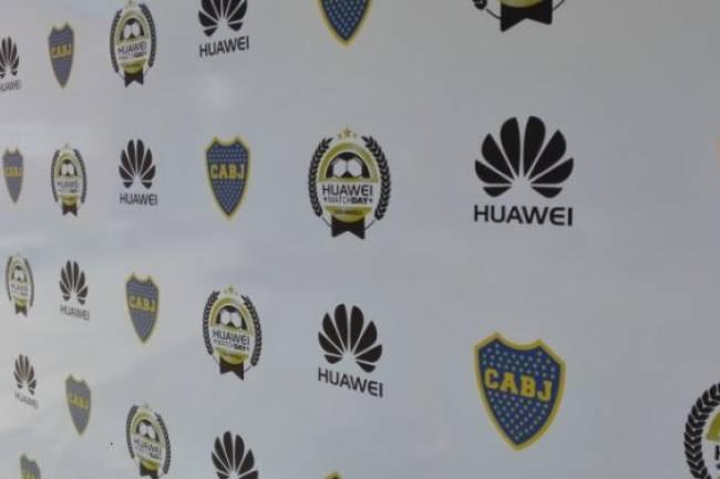 En Casa Amarilla, Huawei organizó su Match Day