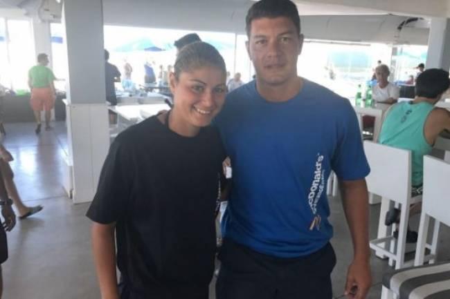 Mc Donald´s realizó una clínica de fútbol para chicos en Mar del Plata