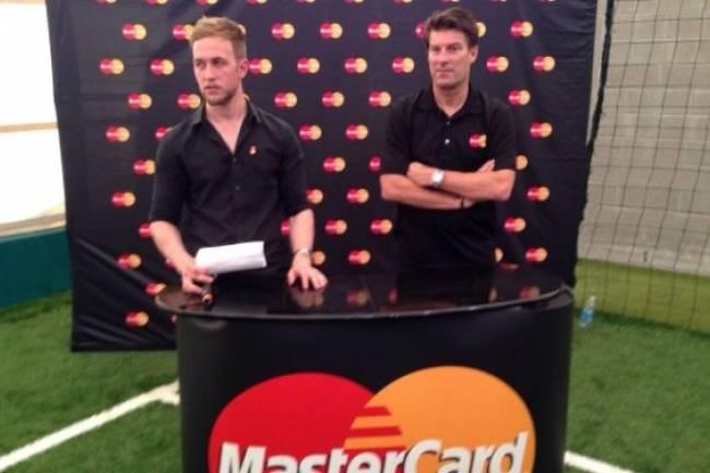 Mastercard activa su patrocinio en la Final de Milán con clientes de Asia