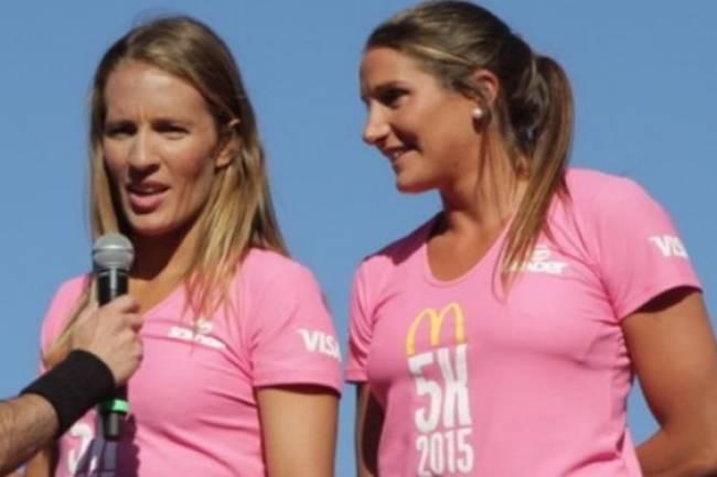 McDonald´s presenta sus clínicas de Beach Volley
