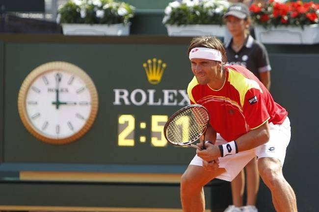 Rolex renovó su patrocinio con la Copa Davis
