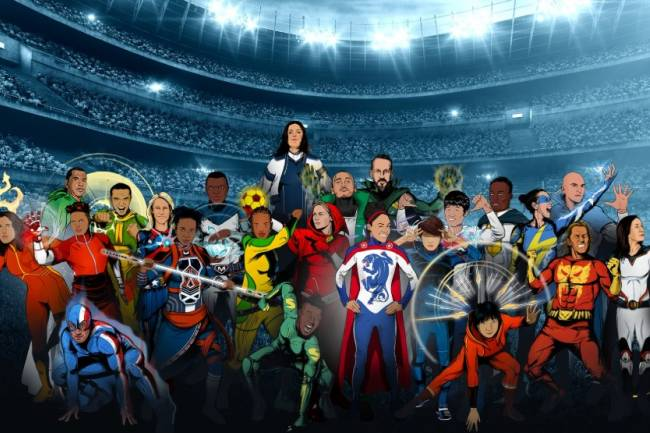 """FIFA lanza la campaña """"Escuadrón Legendario"""""""