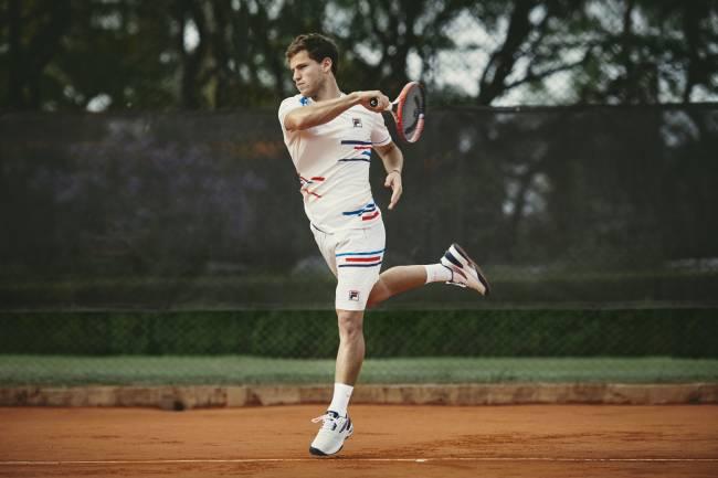Fila lanza su nuevo calzado de tenis