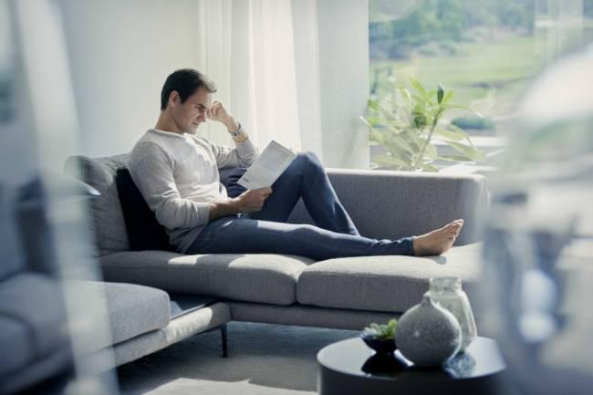 Uniqlo lanza su nuevalínea de jeans junto a Federer
