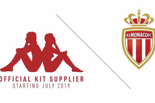 Kappa vestirá a Mónaco tras la salida de Nike
