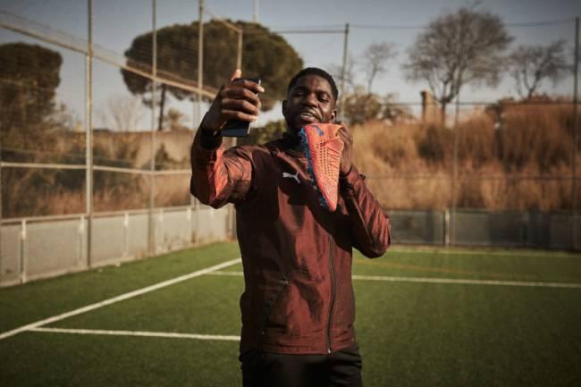 Samuel Umtiti deja Nike y firma con Puma