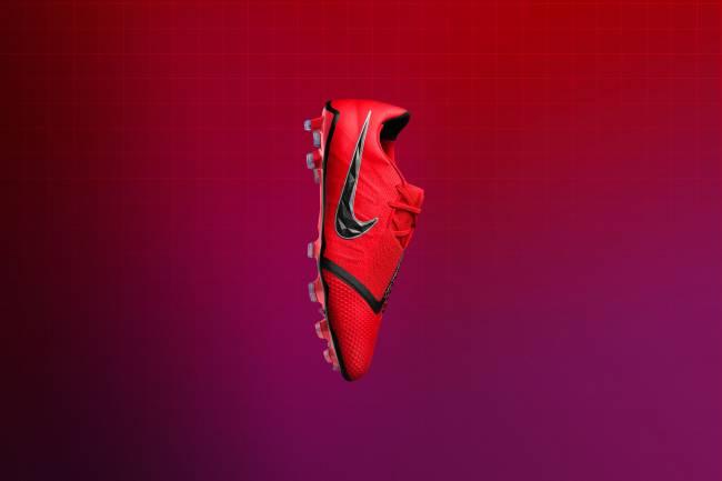Nike presenta los botines Phantom VNM