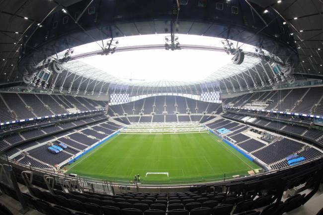 El nuevo estadio de Tottenham aceptará sólo pagos electrónicos