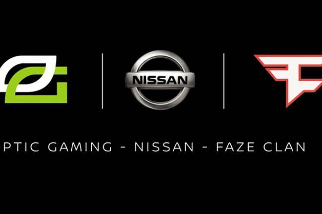 Nissan se convierte en la primera automotriz en patrocinar los eSports