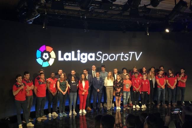 LaLigaSportsTV es una realidad