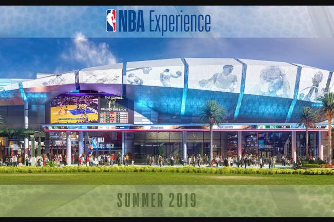 La NBA ofrecerá una experiencia única en el Walt Disney World Resort Orlando
