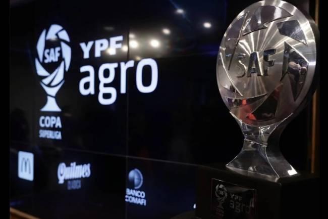 McDonald´s se convierte en nuevo sponsor de la Copa de la Superliga