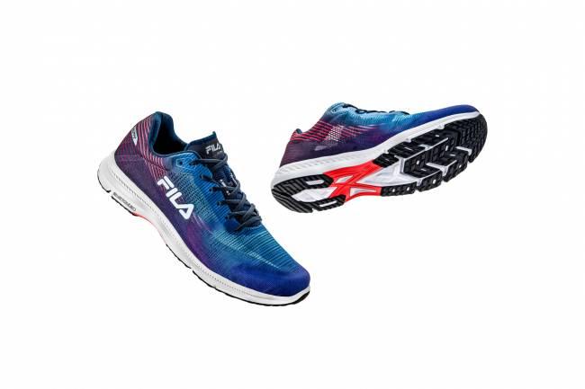Fila lanza su nuevo calzado de running KR4