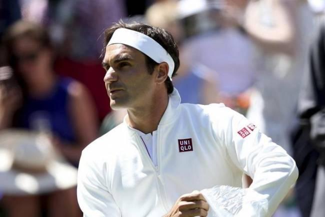 "Federer podrá usar el logo ""RF"""