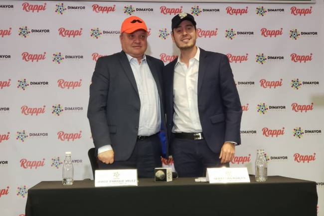 Rappi se une a la División Mayor del Fútbol Profesional Colombiano