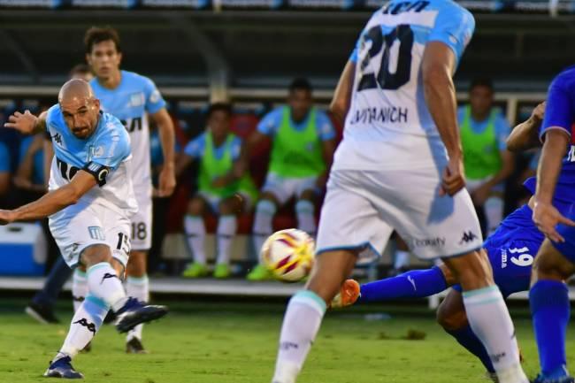 Puma, la marca de los goles en la Superliga