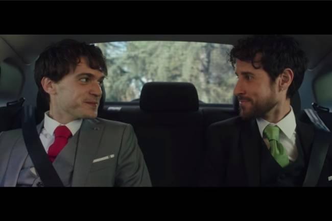Uber España palpita el derbi sevillano con un gran mensaje