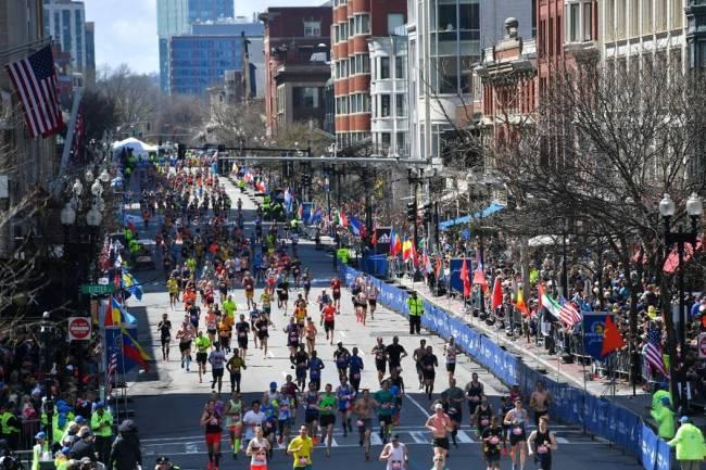 La Maratón de Boston vuelve a romper record de ingresos