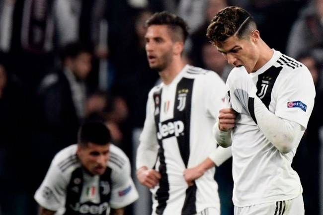 Juventus cae en la Bolsa de Valores