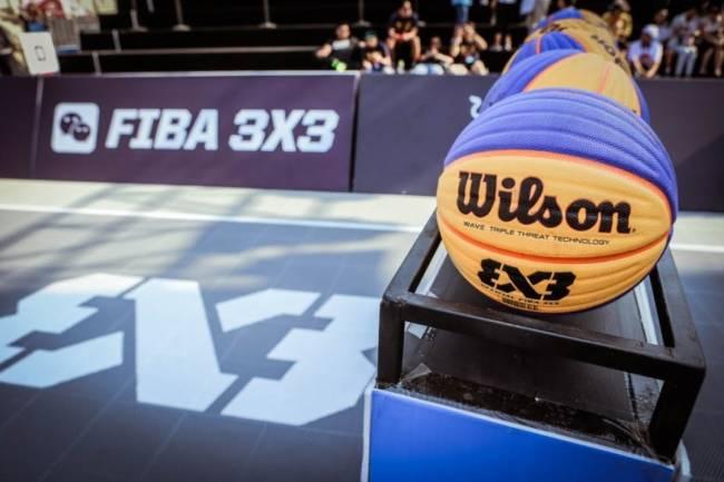 Wilson proveerá balones para el 3x3 en Tokio 2020
