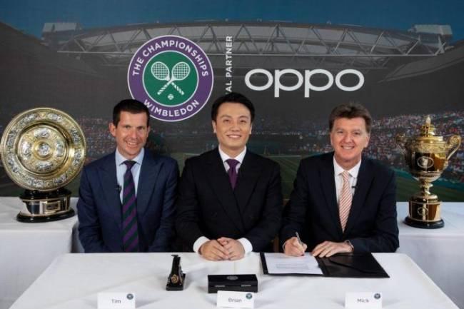Wimbledon firma su primer patrocinio asiático