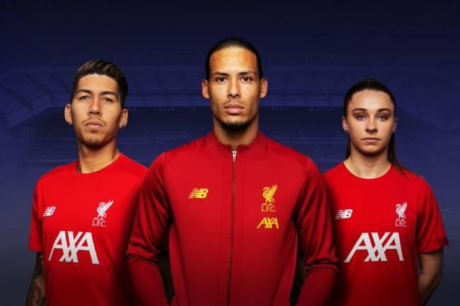 La compañía de seguros AXA, amplía su patrocinio con Liverpool