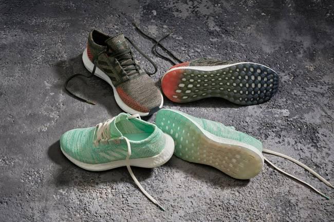 """Adidas presentó las renovadas """"Pureboost Go"""""""