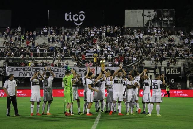 Olimpia presentó a Tigo como naming rights de su estadio