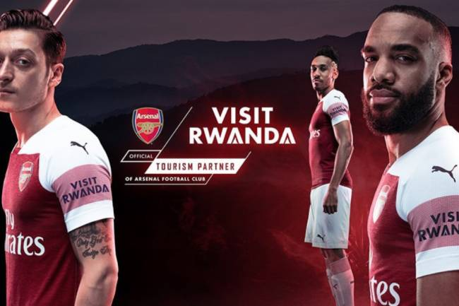 Arsenal se asocia con National Geographic Partners