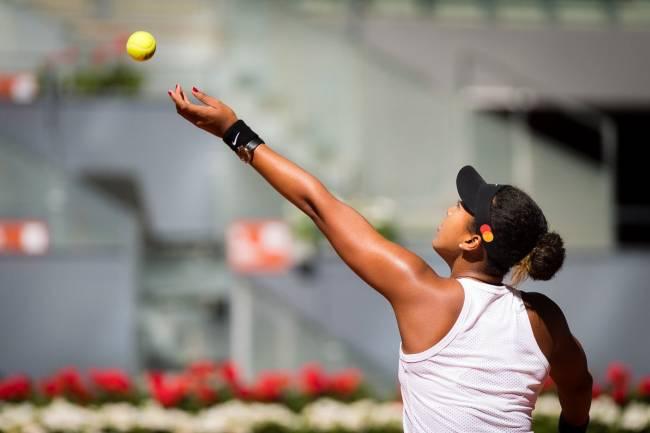 MasterCard patrocinará a Naomi Osaka