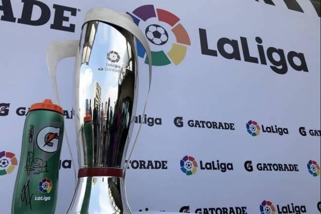 Gatorade será patrocinador regional de LaLiga en Centro América