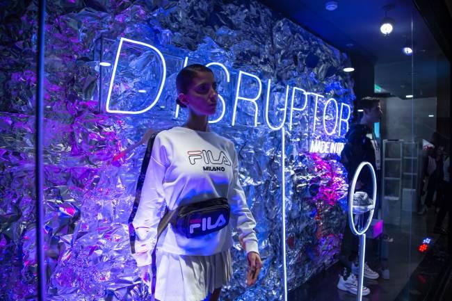 """Fila abrió su primer """"Concept Store"""" en Unicenter Shopping"""