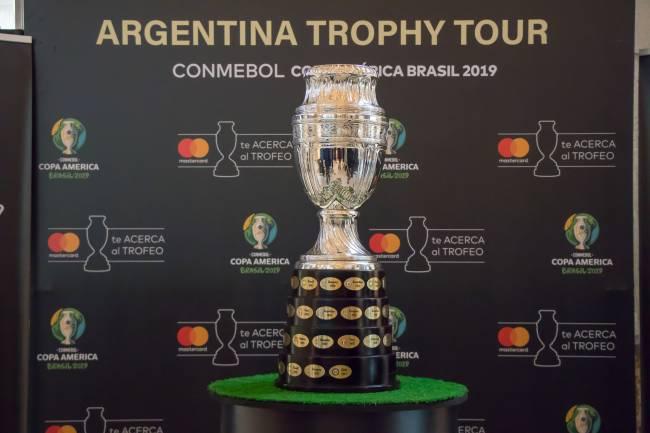Mastercard te lleva a la final de la CONMEBOL Copa América