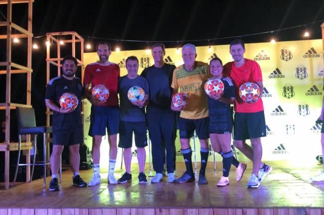 """Fernando Redondo participó de la """"One Lam Conference"""" de Adidas"""