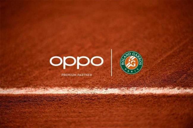 Oppo será patrocinador premium de Roland Garros