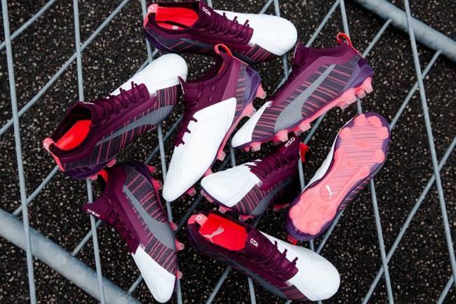 Puma presenta un calzado especial para el Mundial de Francia 2019