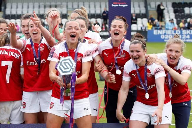Mastercard firma un patrocinio histórico en el fútbol femenino